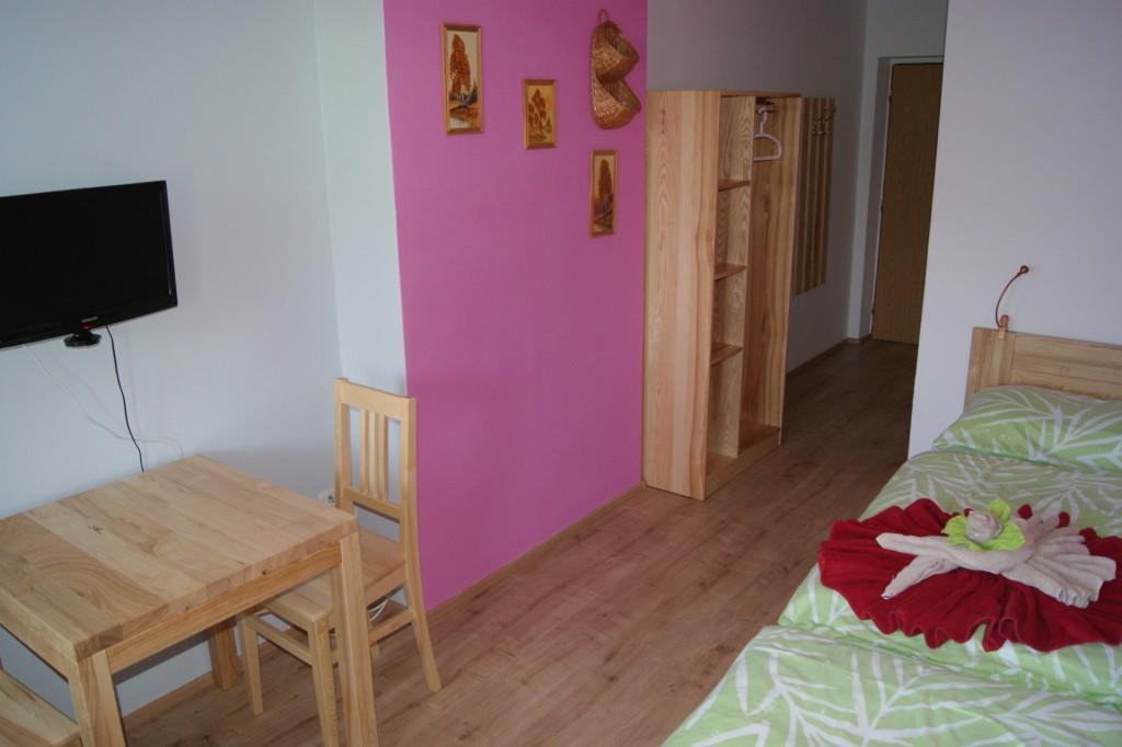 Oddělené postele 2 lůžka