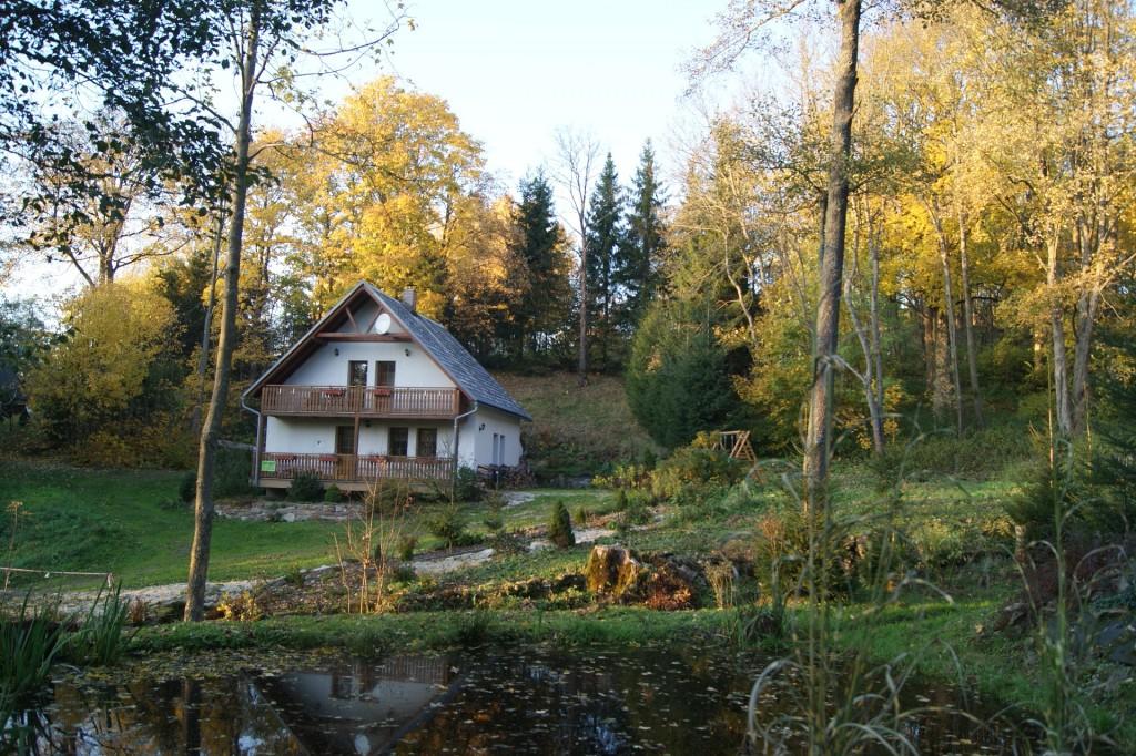 Chalet podzimní