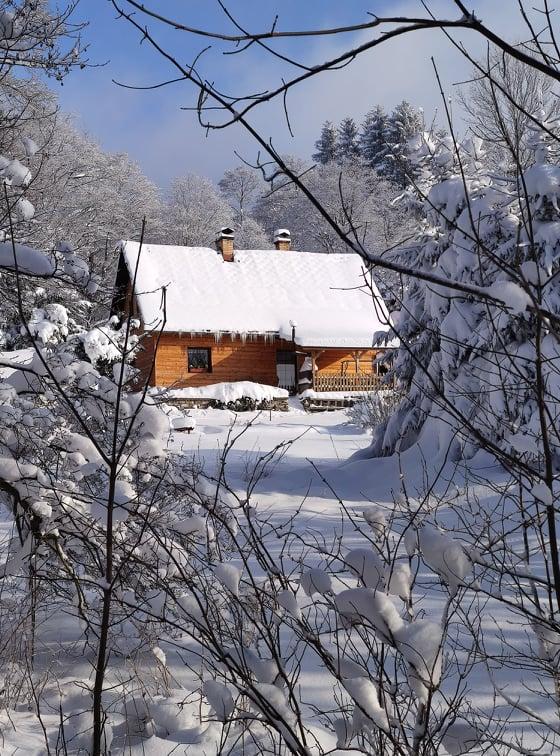 zimní Valika od Marešů